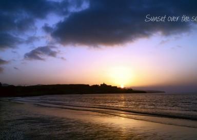 Sonnenuntergang in Fuerteventura 2