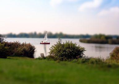 Miniatur am Kulkwitzer See