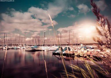 Hafen Cospudener See