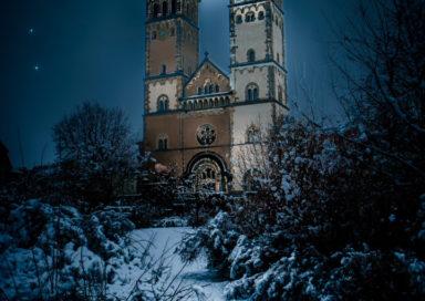 Taborkirche in Großzschocher
